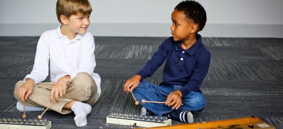 music class for kids